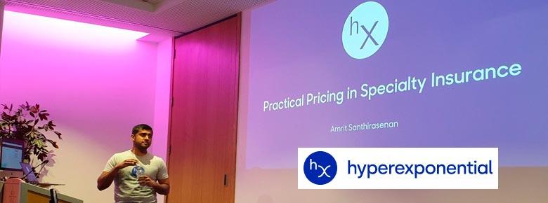 Иншуртех Hyperexponential получил от инвесторов $18 млн на развитие облачной SaaS-платформы для андеррайтеров