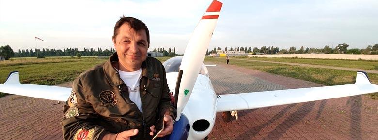 Авиакатастрофа под Коломыей: разбился легкомоторный самолет WT-10 Advantic. 4 человека погибли