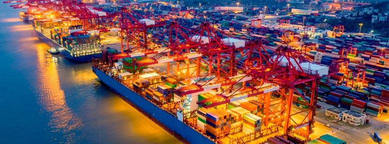 Частичное закрытие китайского порта Нинбо угрожает мировой торговле убытками в $172 млрд