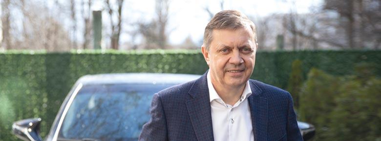 Владимир Шевченко, Генеральный директор МТСБУ
