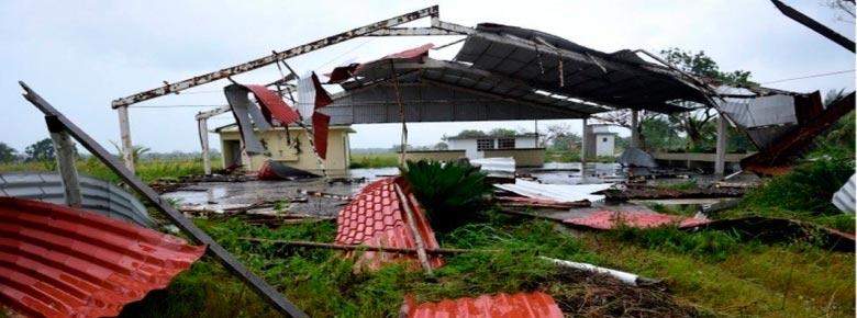 Ассоциация венгерских страховщиков озвучила объем выплат страховщиков по июльским ураганам в Венгрии