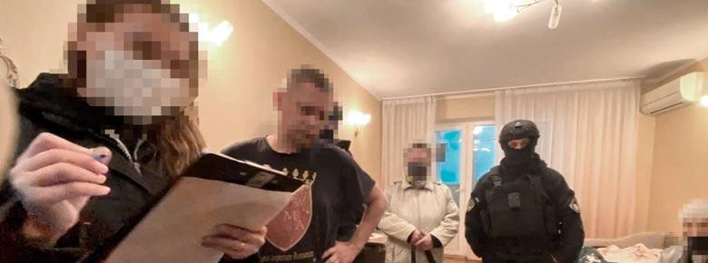 Прокуратура Киева разоблачила преступников, вымогавших от страхового агента 130 тыс. грн
